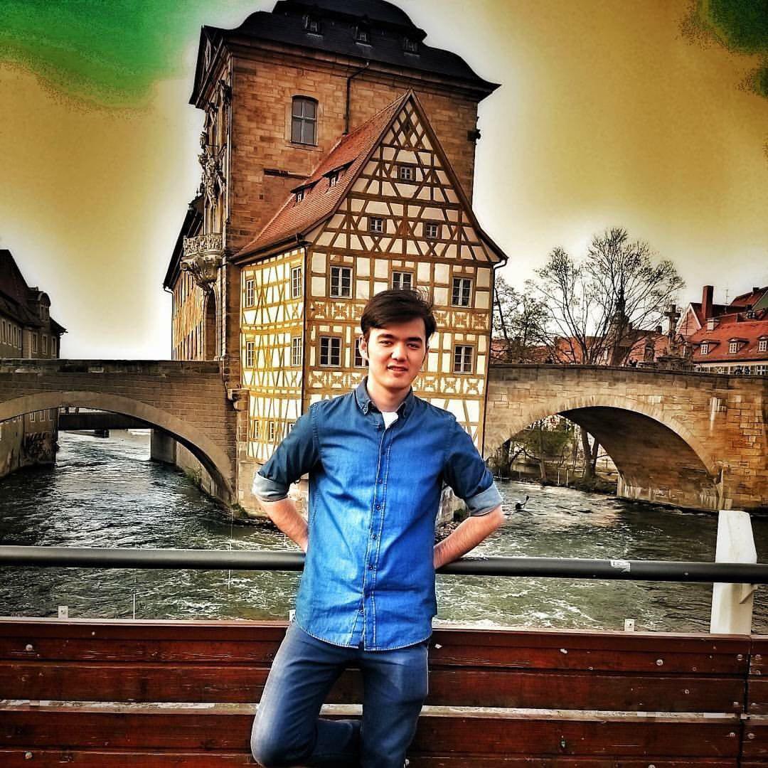 Архитектура Германии похожа на сказочную!