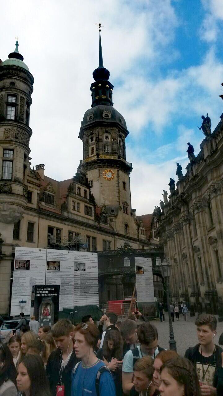 Готическая Прага
