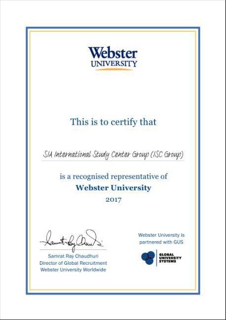 Webster University - университет, имеющий кампусы не только в США, но и по всему миру